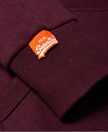 Superdry Orange Label Kapuzenjacke mit Reißverschluss