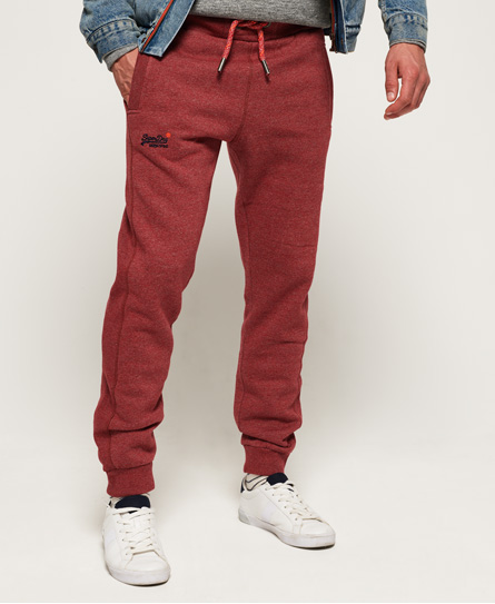 Orange Label Cuffed Joggers
