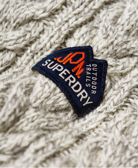 Superdry Pull Henley Jacob