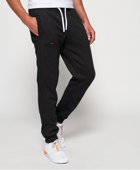Superdry Superdry Orange Label cuffed joggers