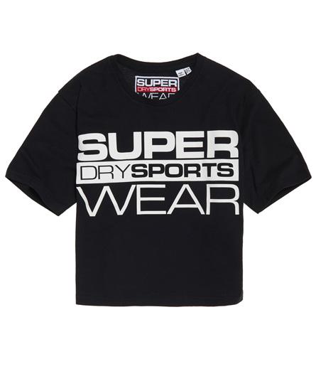 Superdry Street Sports kort T-shirt
