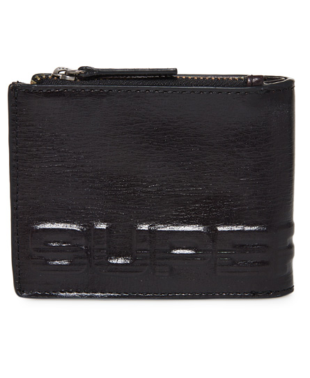 Profile Leather Wallet In A Tin