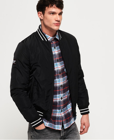 Half Time Bomber Jacket