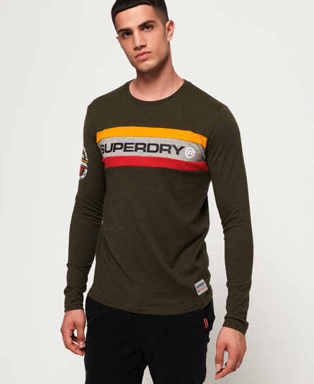 Superdry Superdry Langærmet Trophy T-shirt