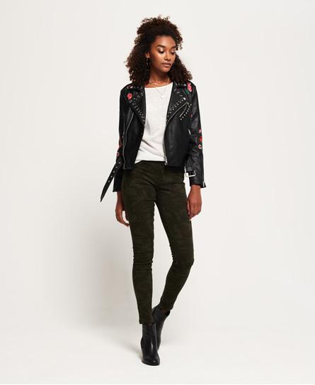 Superdry Alexia Jeggings   Bekleidung > Jeans > Jeggings   Grün   Material: baumwolle 65% modal 33% elastan 2%    Superdry