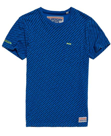 Superdry Superdry Farvemættet Classic T-shirt med lomme