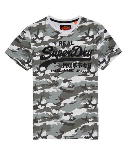 Superdry Superdry Vintage Logo T-shirt med gennemgående print