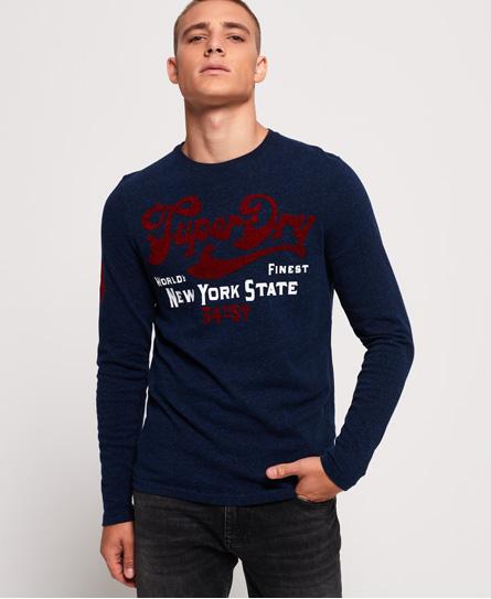 Superdry 34th Street Langarm-T-Shirt