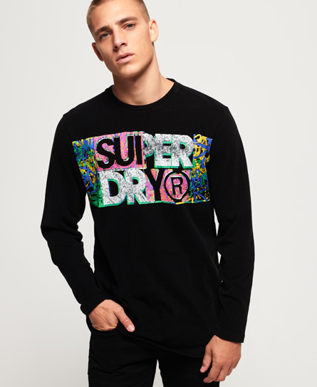 Superdry Acid Pacifica 超大號 T 恤