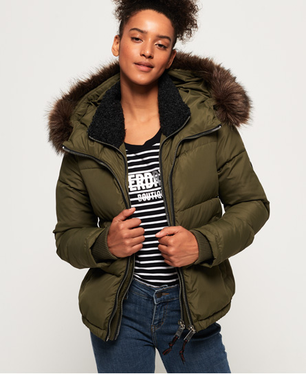 Superdry Horizon Steppjacke