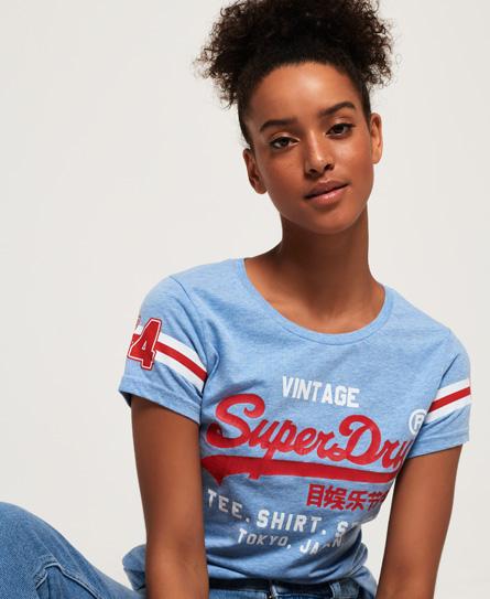 Superdry Shirt Shop Varsity T-shirt