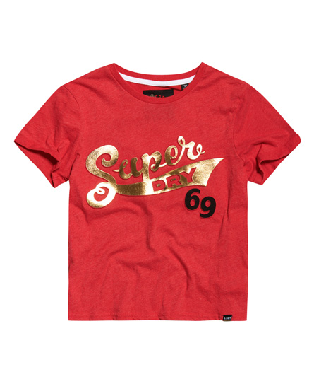 Superdry Tokyo Tour Boxy T-shirt