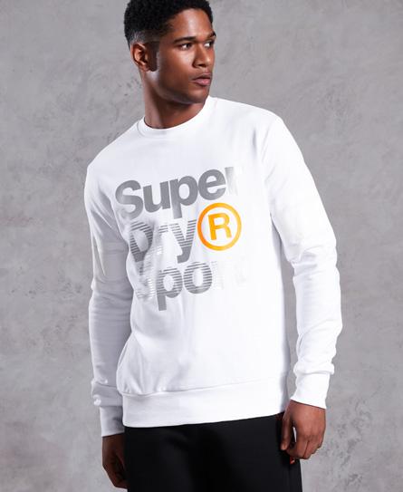 Superdry Superdry Boomer sweatshirt med rund hals