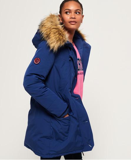 Rookie Down Parka Jacket