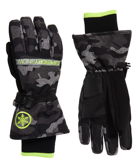 Superdry Ultimate Snow Service handschoenen