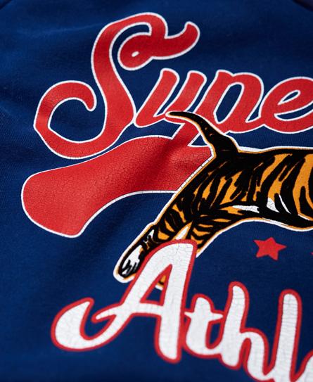 Superdry Tiger Athletics Hoodie