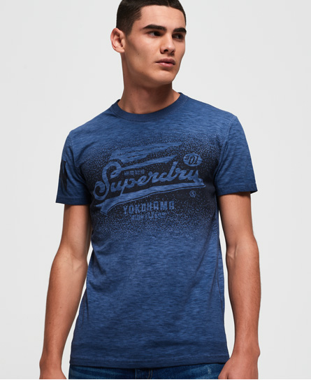 Superdry Superdry High Flyers Low Roller T-shirt