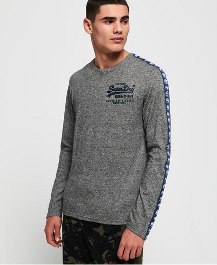 Superdry Superdry Langærmet Premium Goods Duo Essential T-shirt