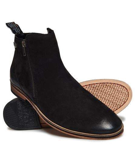 Trenton Zip Boots