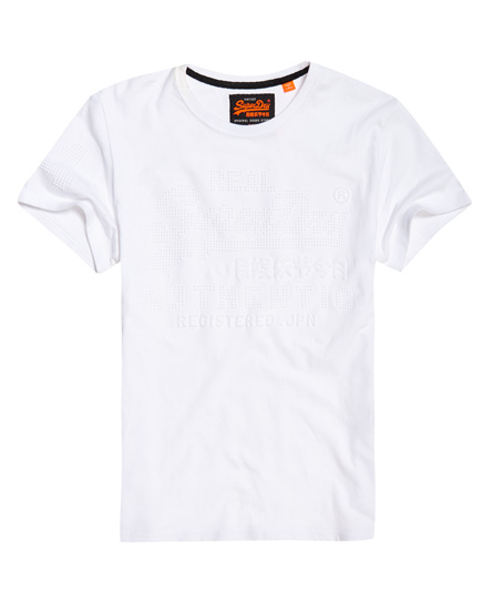 Superdry Superdry Vintage Authentic T-shirt med præg