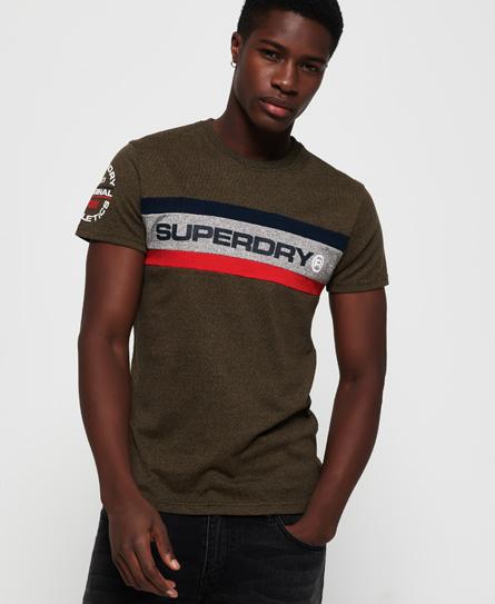 Superdry Superdry Kortærmet Trophy T-shirt