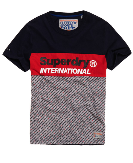 Superdry Superdry Trophy micro T-shirt