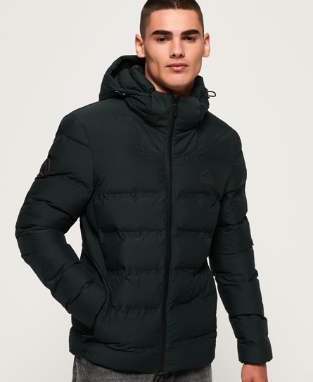 Superdry Echo Quit Puffer Jacke