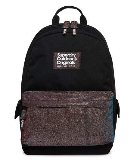 Superdry Superdry Cinda Montana rygsæk med glimmer