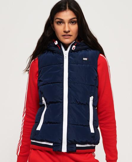 Superdry Superdry Sportswear Snorkel vest