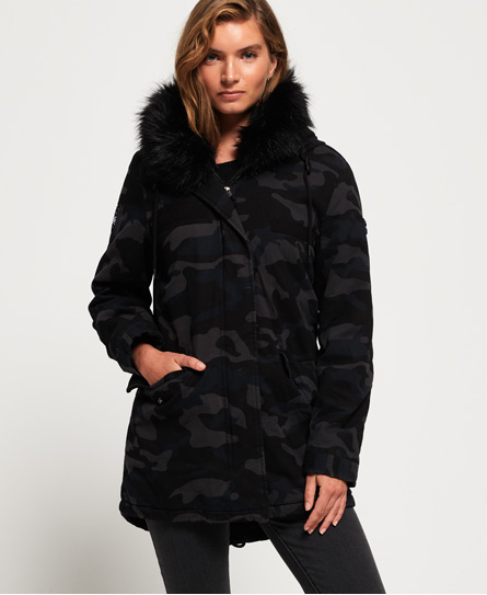 Superdry Superdry Rookie Hawk parka
