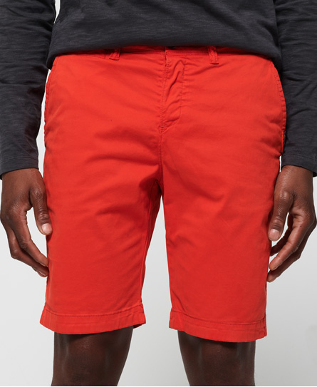 Superdry Superdry International slimfit chinoshorts