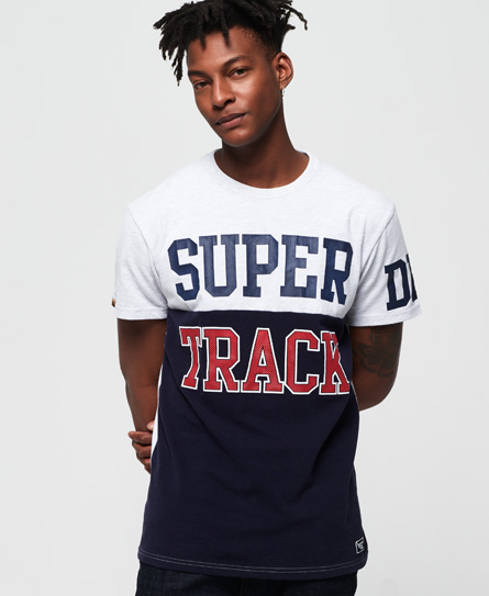 Superdry T-Shirt Super Stacked Oversized