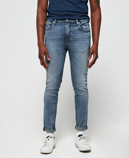 Superdry Schmal geschnittene Tyler Jeans