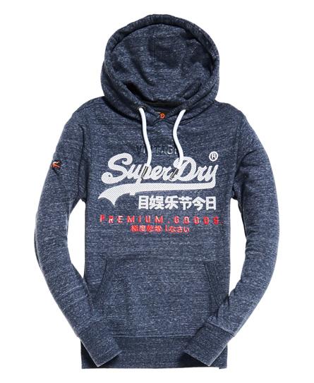 Superdry - Sudadera con capucha ligera Premium Goods Tri Infill - 2