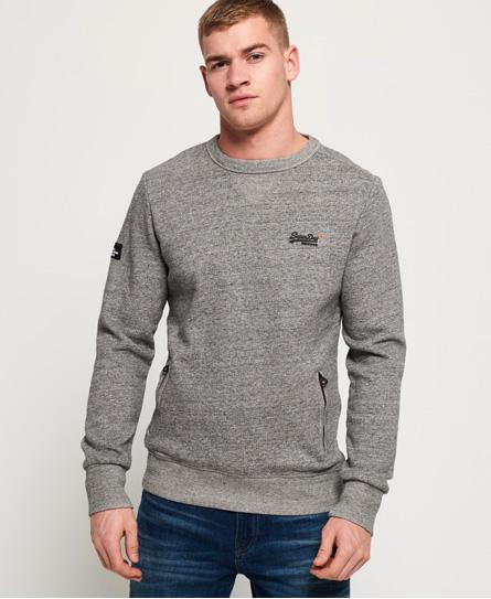 Superdry Superdry Urban sweatshirt med rund hals