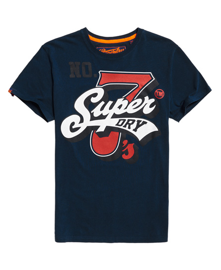 Superdry Superdry Super Seven Mid Weight T-shirt