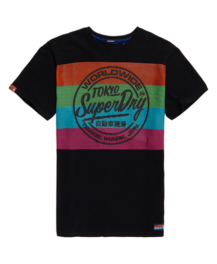 Superdry Superdry Ticket Type oversized T-shirt