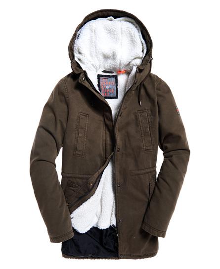 Superdry - Chaqueta con tejido de sherpa Rookie Multi - 2