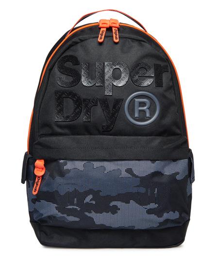 Superdry Superdry Montana rygsæk med gennemgående print med prikker