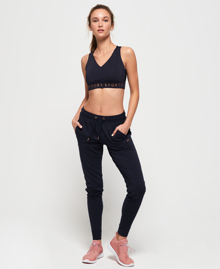 Superdry Superdry Active Studio Luxe joggers