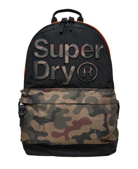 Superdry Superdry Montana rygsæk i dobbelt cam-odesign