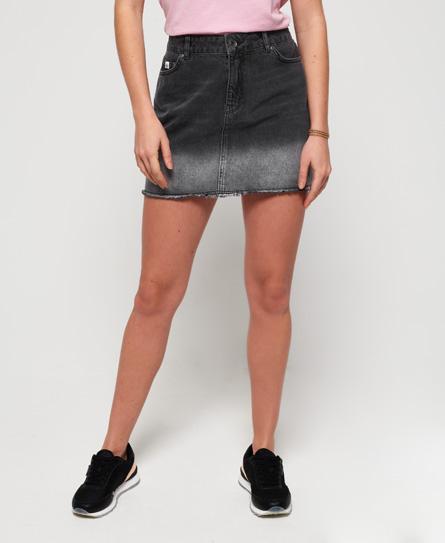 Superdry Mikro Jeans-Minirock