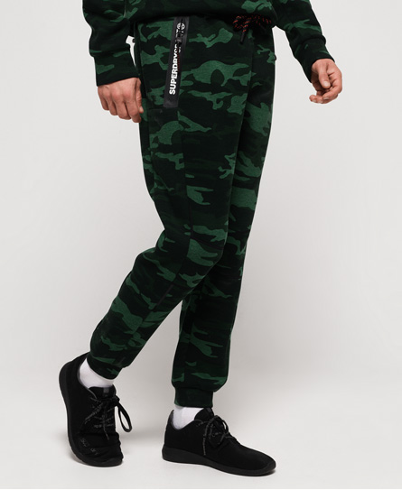 Superdry Superdry Gym Tech joggers med stretch