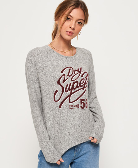 Superdry Superdry Super blød Penry top