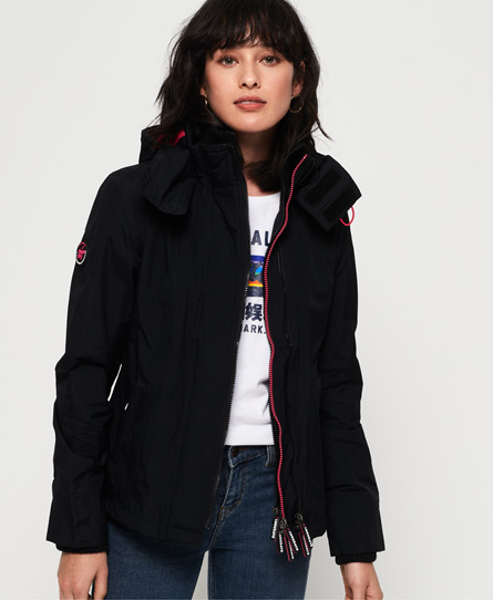 Superdry Superdry Tech Pop Zip SD-Windcheater med hætte