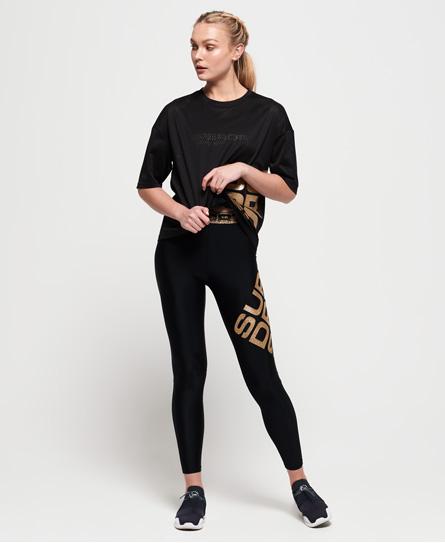 Superdry Superdry Bolt Sport leggings