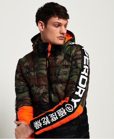 Superdry New Colour Block Fuji jas