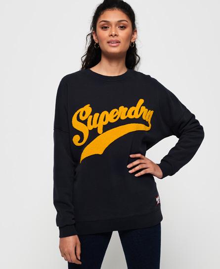 Superdry Superdry Blair sweatshirt med rund hals