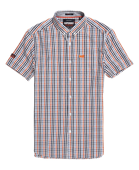 Superdry - Camisa de manga corta Premium University Oxford - 2