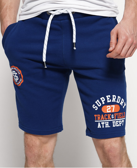 Superdry Superdry Track & Field shorts i en let kvalitet